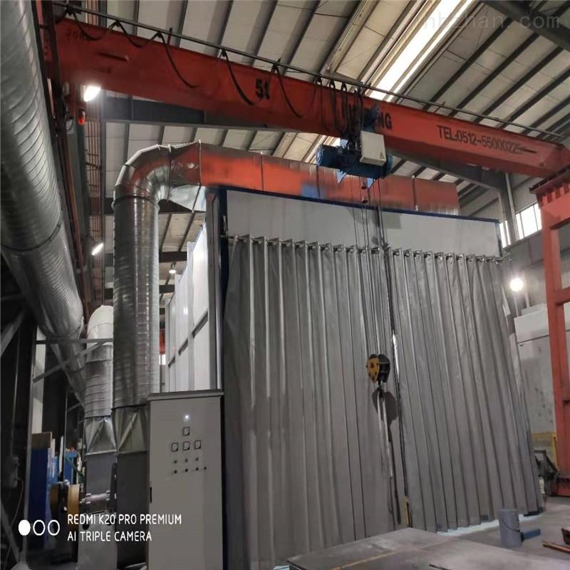 滁州侧吸式喷漆房设备厂家