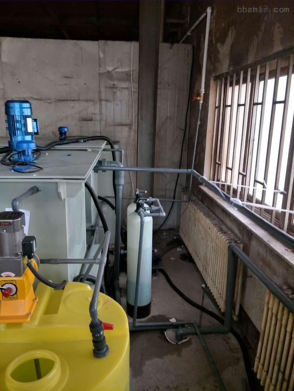 中心血站污水预处理设备