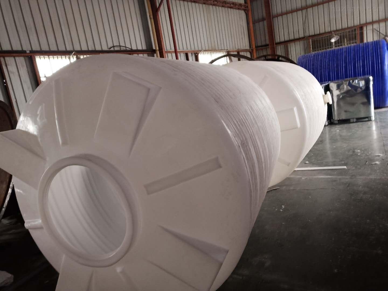 宣城6吨塑料储水箱  高分子聚合铁盐储罐