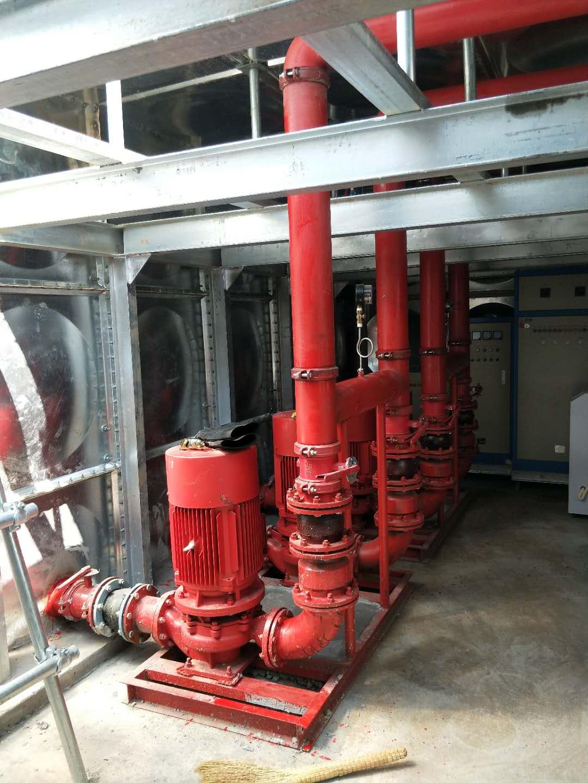 地埋箱泵一体化自动恒压给水设备成套价格