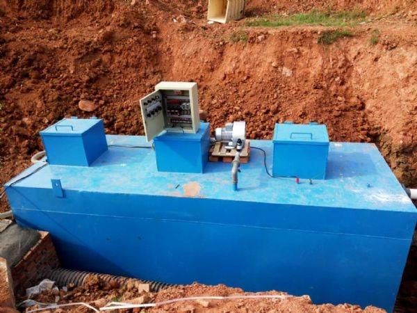职工宿舍污水处理设备选型