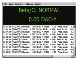 SabreBPM² Beta粒子監測儀