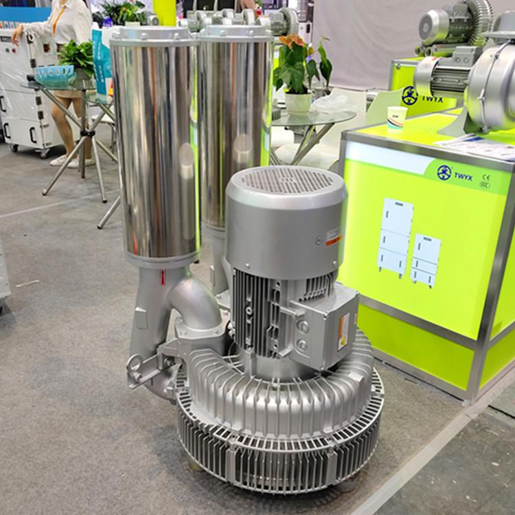 厂家立式 LYX-94S-1旋涡气泵 功率15kw立式高压旋涡气泵 高压旋涡气泵示例图3