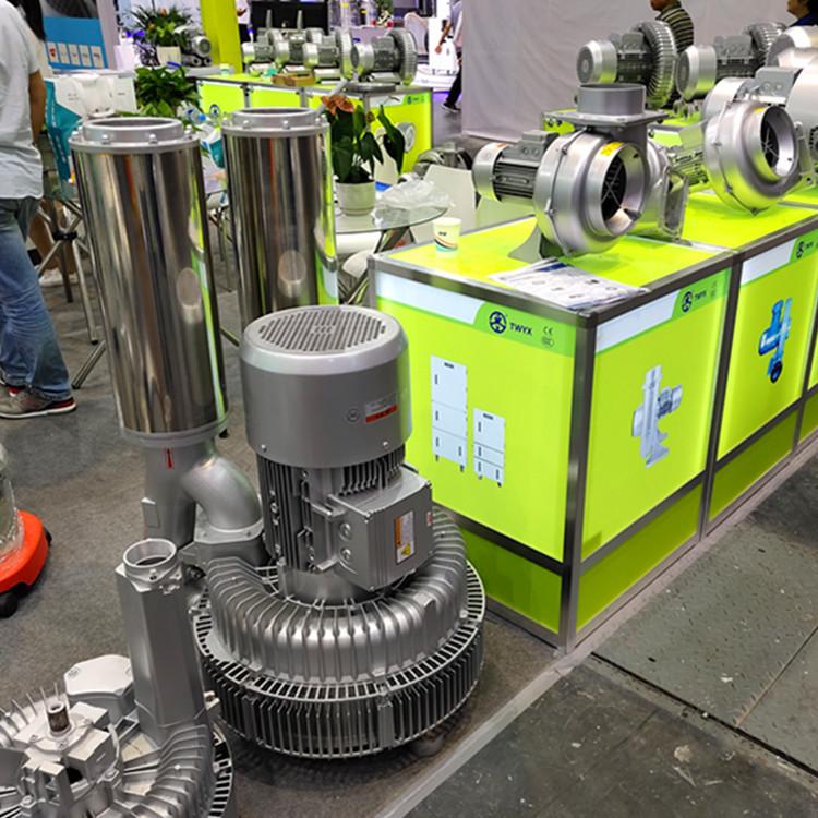 厂家立式 LYX-94S-1旋涡气泵 功率15kw立式高压旋涡气泵 高压旋涡气泵示例图5