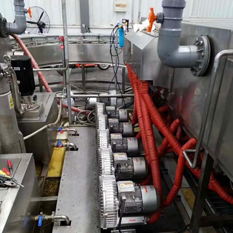 厂家立式 LYX-94S-1旋涡气泵 功率15kw立式高压旋涡气泵 高压旋涡气泵示例图10