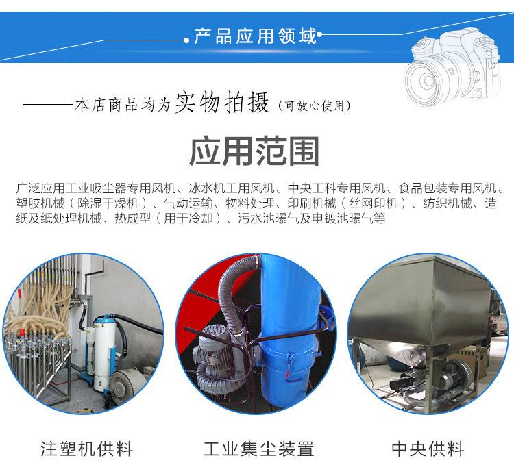 厂家立式 LYX-94S-1旋涡气泵 功率15kw立式高压旋涡气泵 高压旋涡气泵示例图11
