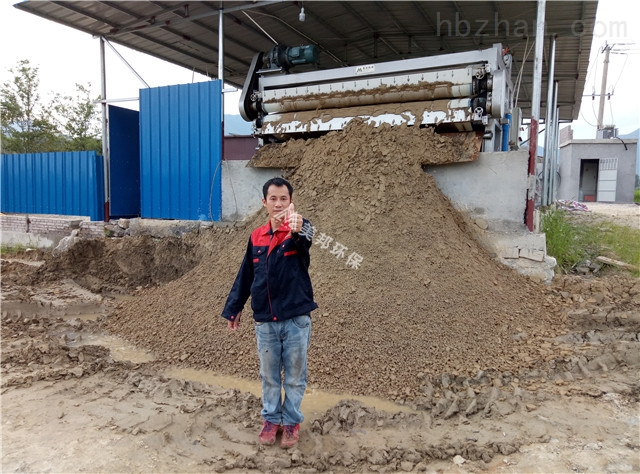 钦州碎石场污泥分离器