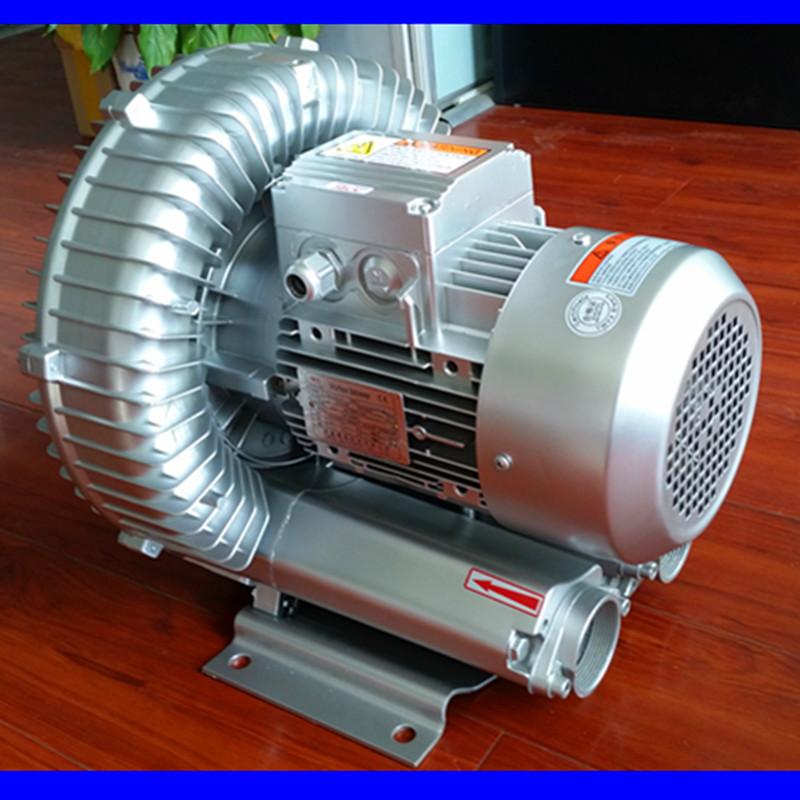 YX-61D-2旋涡气泵 2.2KW漩涡式高压气泵示例图2