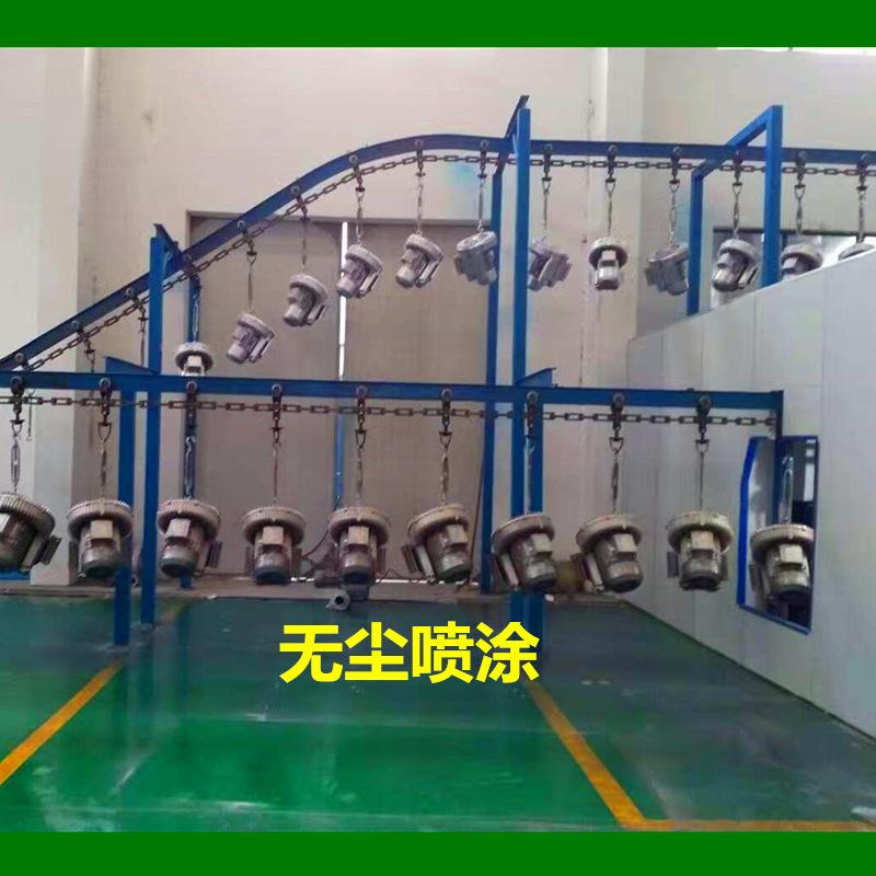 YX-61D-2旋涡气泵 2.2KW漩涡式高压气泵示例图6