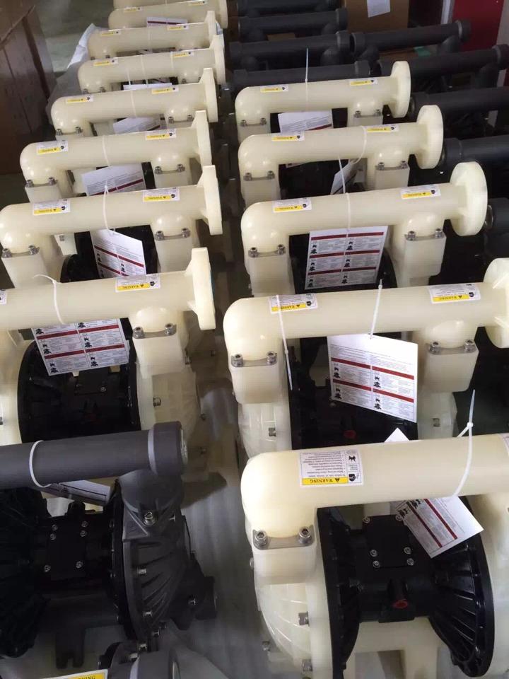 耐酸气动隔膜泵