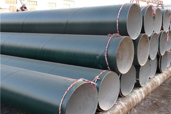 巴彦淖尔管道内衬水泥砂浆防腐钢管用途