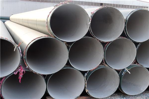 廊坊农田灌溉用水泥砂浆防腐钢管直销