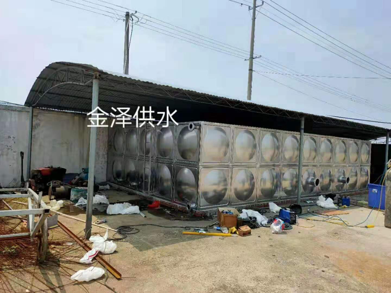 不锈钢焊接水箱十大优点