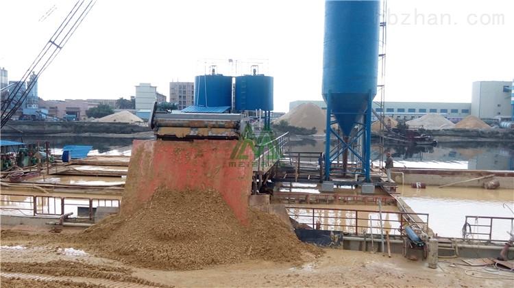 广西石场淤泥处理