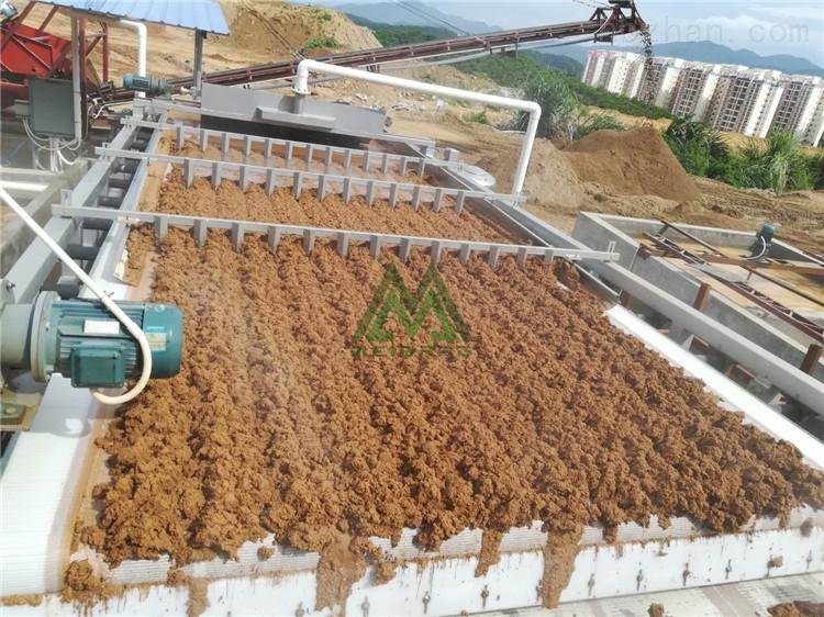 湛江碎石场淤泥处理设备