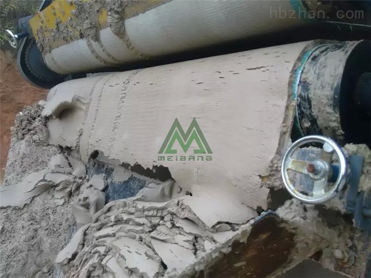 湖南洗山沙泥浆脱水机