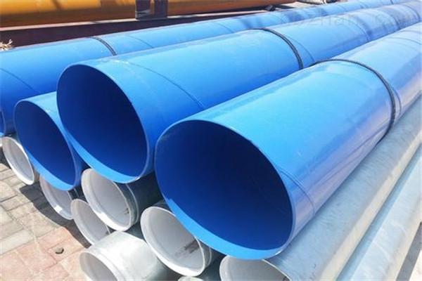 普洱供水用环氧树脂防腐钢管厂家价格