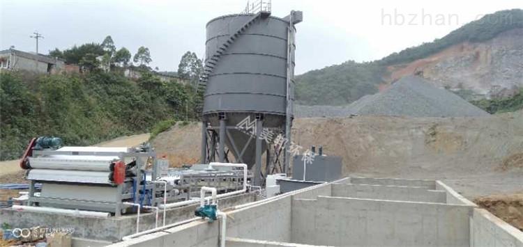 阳江机制砂泥浆压滤设备