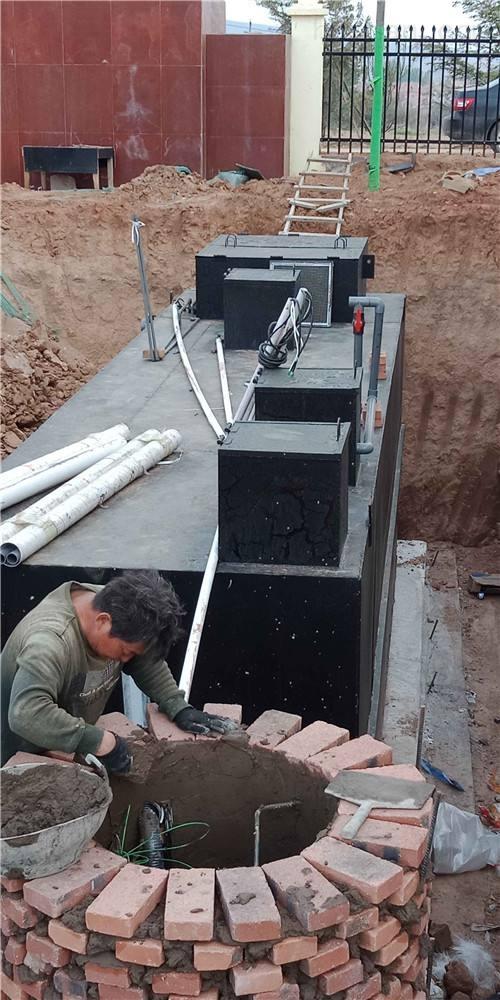 日喀则农村污水处理设备直销