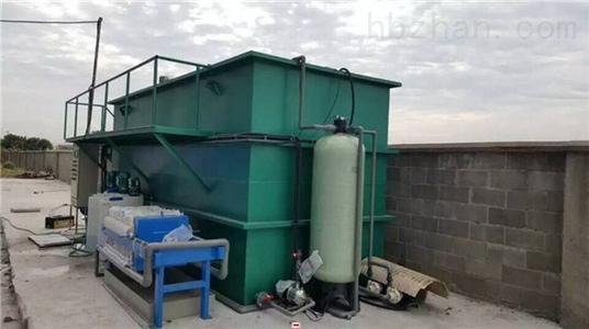 锡林郭勒盟 发电厂污水处理设备 多少钱一台