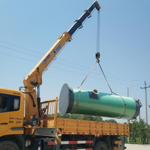 玻璃钢一体化预制泵站一体化预制泵站品牌一体化预制泵站泵站