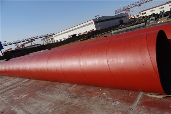 常州加强级环氧树脂防腐钢管