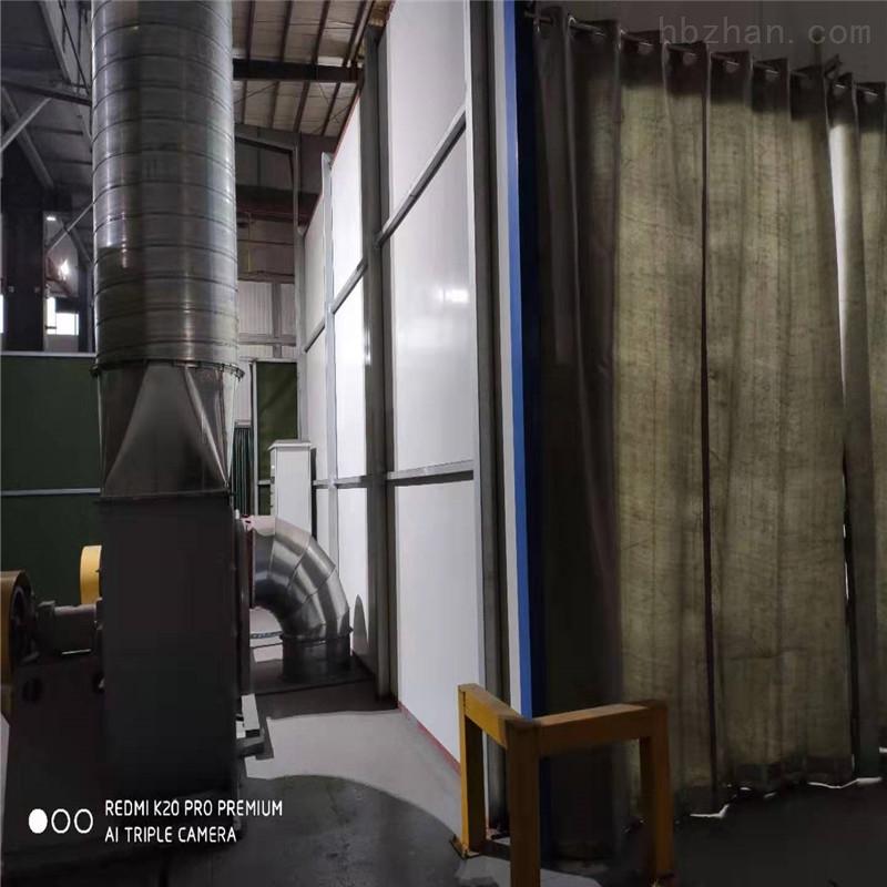 浙江烤漆房废气处理生产厂家