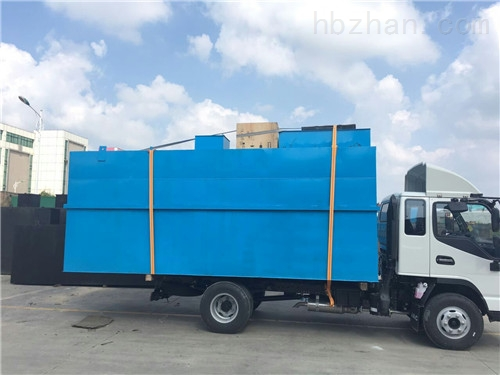昌都新农村污水处理设备技术