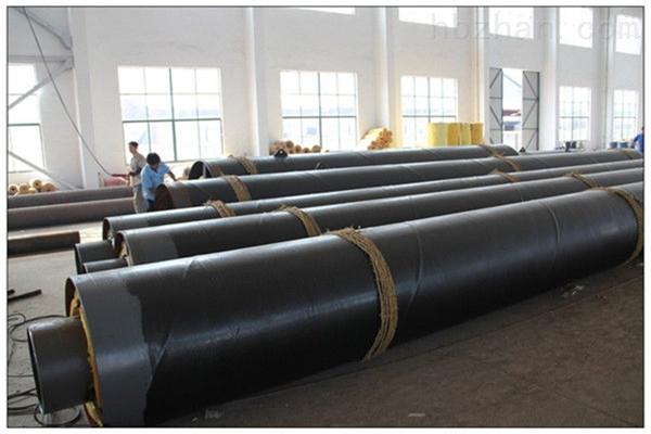 长沙钢套钢蒸汽复合保温管供应