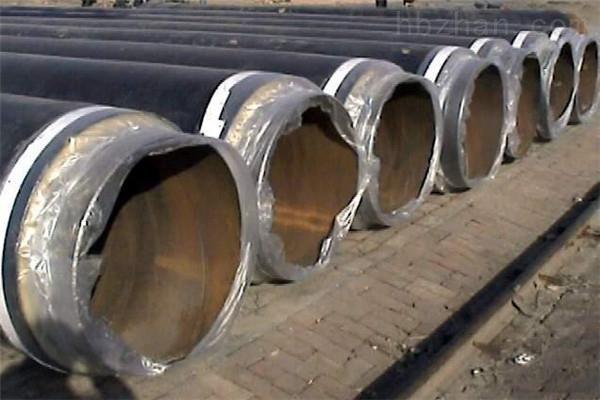 北京钢套钢蒸汽复合保温管厂家现货