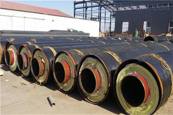 鸡西直埋钢套钢蒸汽保温管制造商
