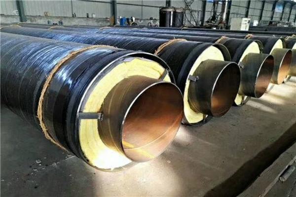 佳木斯钢套钢预制直埋保温管直销厂家