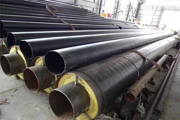 九江钢套钢直埋保温螺旋钢管厂家