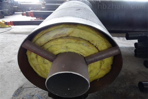 山南地区钢套钢蒸汽保温螺旋钢管价格