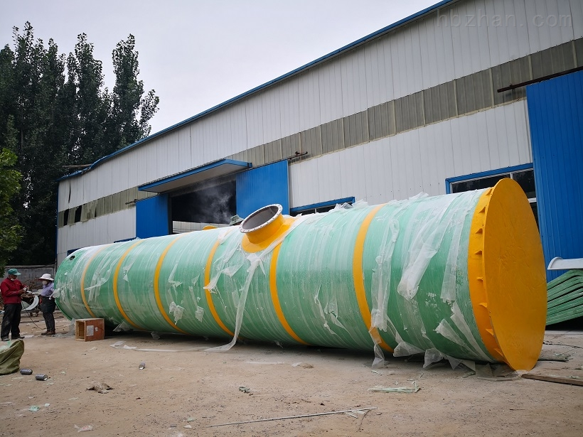 运城食品厂一体化提升泵站市政给排水泵站