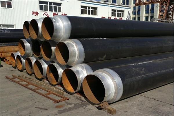 本溪蒸汽钢套钢预制直埋保温管销售厂家