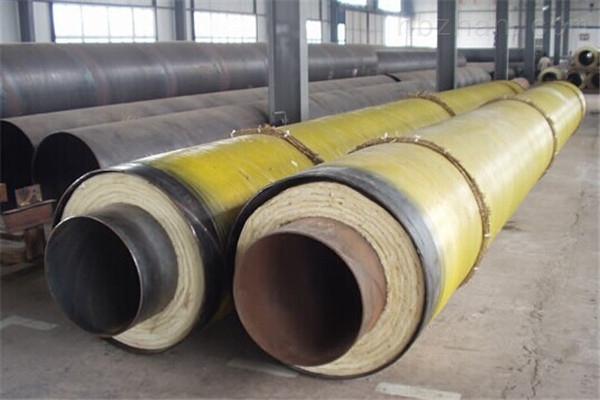 德州钢套钢预制直埋保温管直销厂家