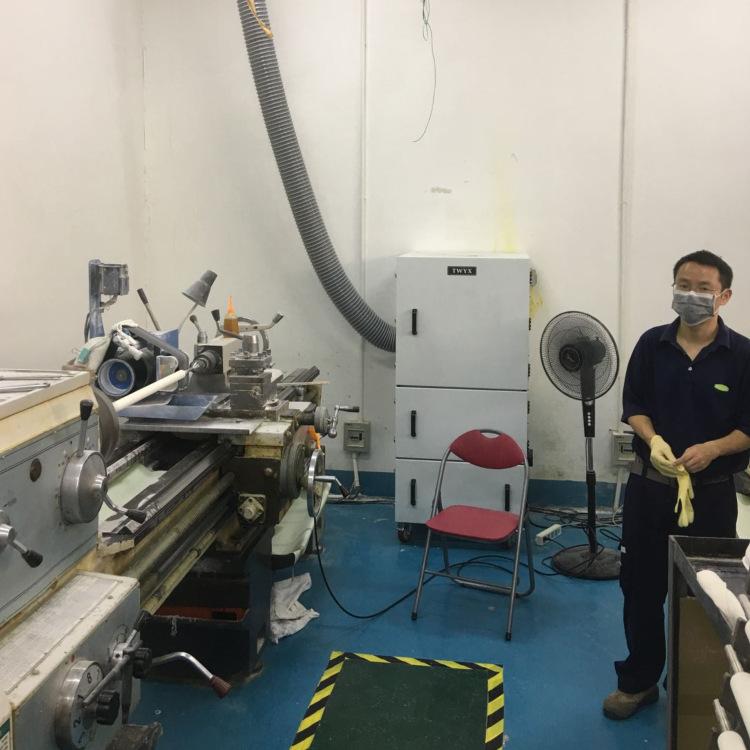 玻璃纤维复合材料滤筒集尘器 碳纤维粉尘收集脉冲滤筒集尘器    集尘器厂家 可非标定制示例图12