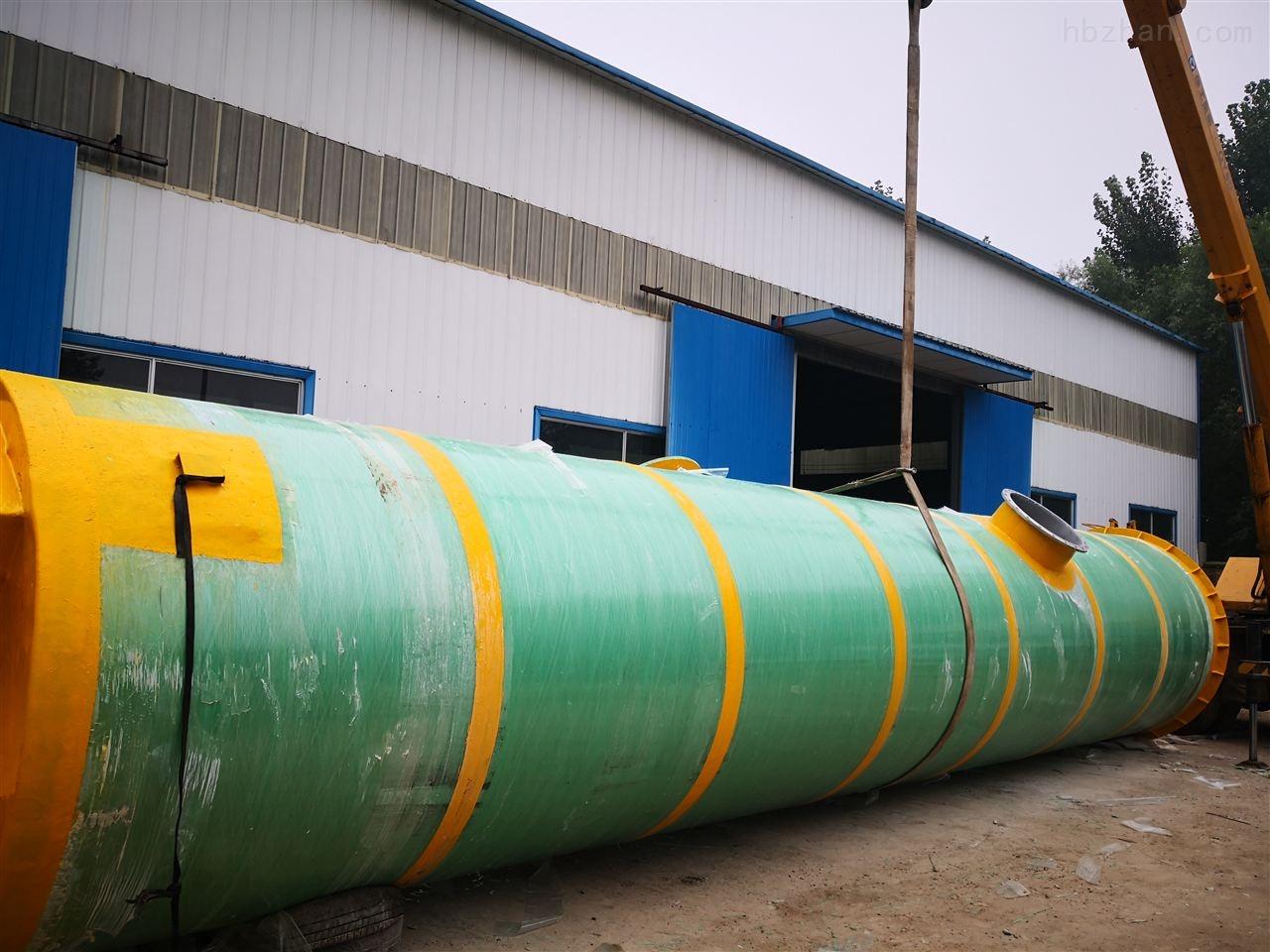 武威一体化雨水提升泵站厂家地址