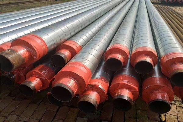喀什地区聚氨酯保温直缝钢管厂家