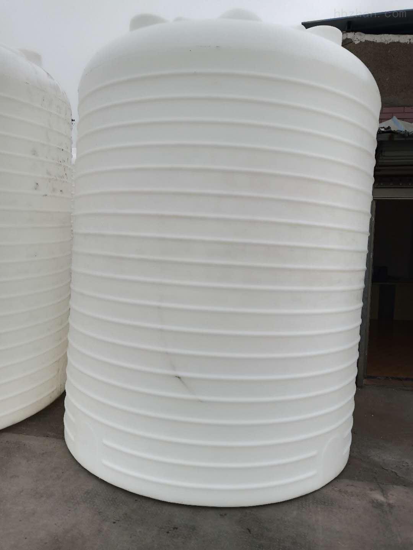 20000L塑料储水箱 20吨氯化钠储罐