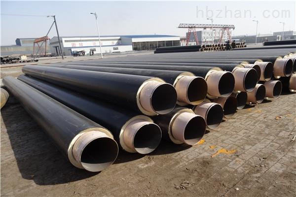 丽江缠绕型玻璃钢预制保温钢管制造商