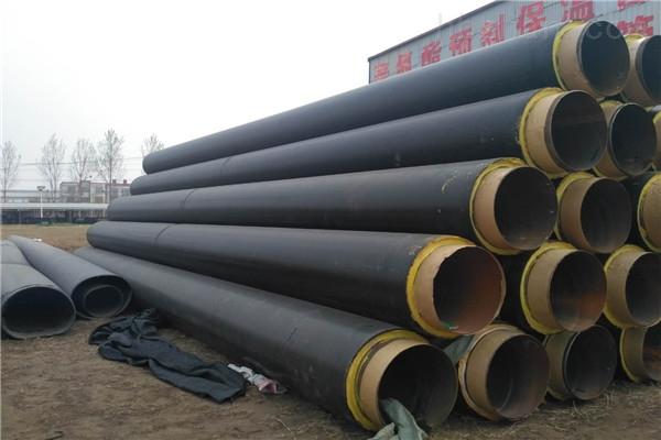 松原预制埋地暖气保温管厂家供应