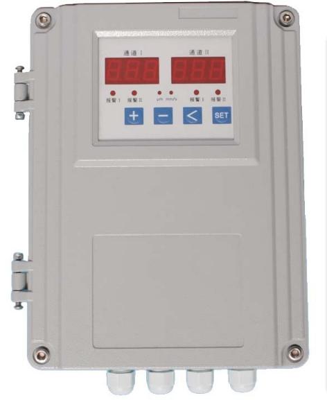 蓬莱 KR-939SB3型一体化三参数组合探头