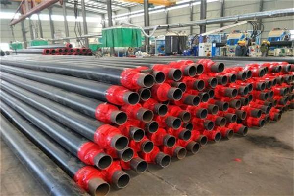 临夏缠绕型玻璃钢预制保温钢管制造商