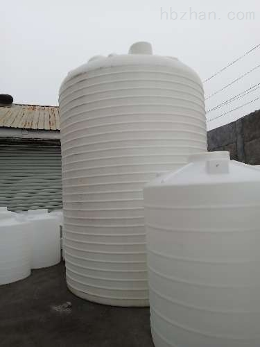 20000升塑料水塔 20立方塑料纯水罐