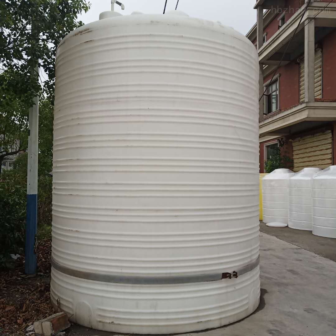 20吨塑料水塔 20立方塑料原水罐