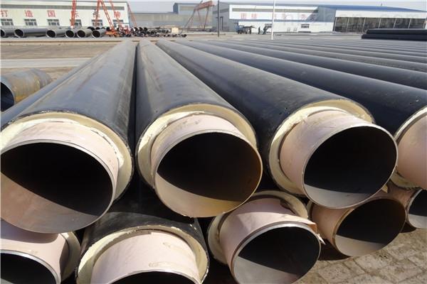 武汉玻璃钢缠绕型蒸汽保温钢管制造商