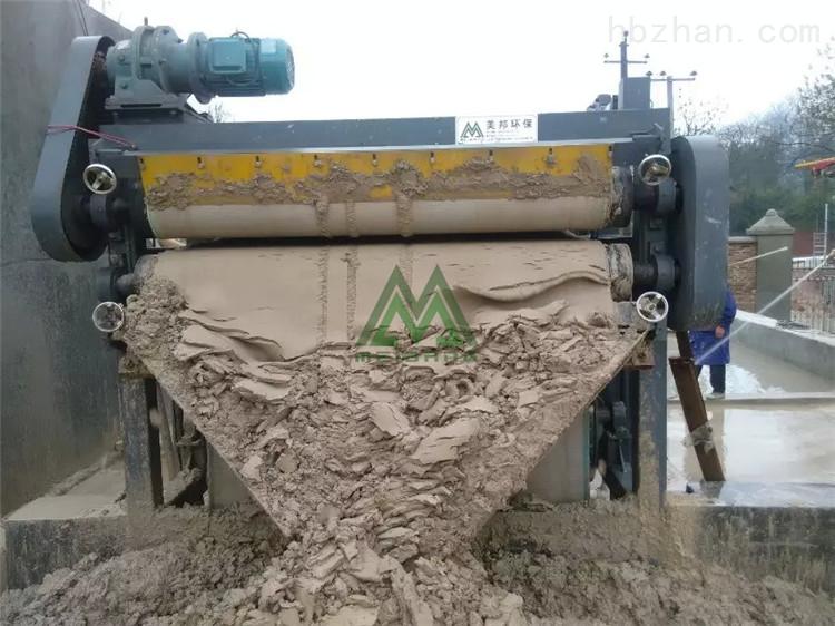 河源矿山泥浆压干处理质量好