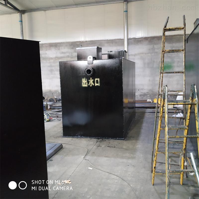 克拉玛依口腔诊所污水处理设备参数